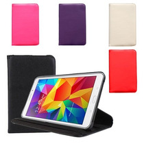 Funda Giratoria Tablet Samsung Galaxy Tab 4 7.0 T230 + Mica