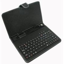Funda Teclado Para Tablet 7 Conector Usb Varios Colores Msi