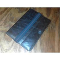 Funda Para Tablet De Piel Blackberry Playbook, Ipad, Samsung