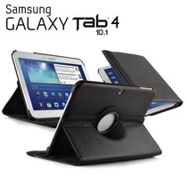 Kit Funda Giratoria Galaxy Tab 4 10.1 T530 Mica+stylus