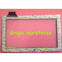 Digitalizador Touch Tablet China C233142a1 Fpc701dr Blanco