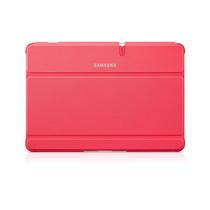 Funda Book Cover Samsung Para Galaxy Note 10.1 (rosa)