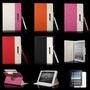 Funda Ipad Mini Giratoria 360º Tipo Notebook + Mica + Stylus