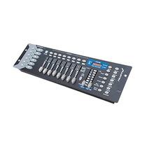 Controlador Dmx 8 Canales Mitzu Mlc-1006 - Multicolor