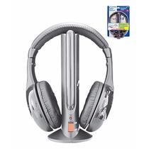 Audifonos Inalambricos Conexion Wireless Mitzu Mh-9052