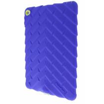 Funda Ipad 2 Aire Gota Tecnología Blue Gumdrop De Silicona