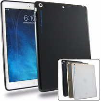 Funda Ultra Slim Gel Plastic Case Para Ipad Air Negro