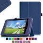Fintie Folio Case Para Acer Iconia Uno 7 B1-730hd Tableta Pr