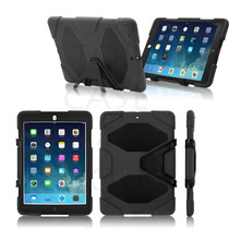 Ipad Mini 1/2/3 Funda Protector Survivor Otter Negro Calidad