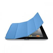 Tapa Protectora Ipad 2 Azul Smart Cover Genérica
