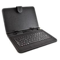 Funda Con Teclado Usb Para Tablet 9 Pulgadas Colores Ck901