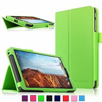 Verizon Elipsis 8 Caso, Infiland Folio Pu Slim Fit Funda Fun
