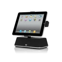 Base, Dock, Reproductor Y Cargador Para Ipod, Ipad Y Iphone