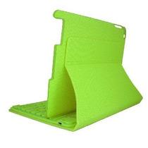 Dtc - B-robotix - Protector Para Ipad2 Con Verde Con Teclado