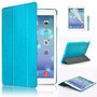 Smart Cover Ipad Air 1 + Case Clear + Mica Y Stylus