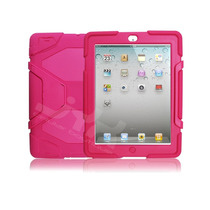 Protector Ipad 5 Air Tipo Survivor Uso Rudo Base Robot