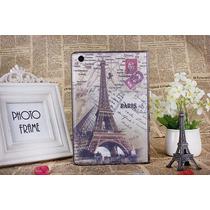 Funda Postales Paris, Usa, Londres Ipad 2,3,4 Bf4