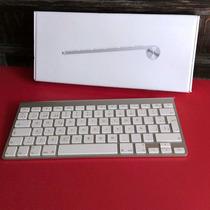 Teclado Inalambrico Original Apple Bluetooth Seminuevo Con Ñ
