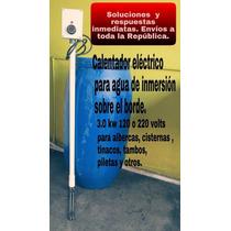 Calentadores Eléctricos Para Agua