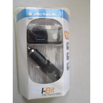 Transmisor Fm Para Ipod Y Iphone Acteck