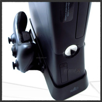 Base Enfriador Abanico Soporte Para Controles Xbox 360 Slim