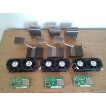 Disipadores, Ventiladores Y Paneles Para Xbox 360