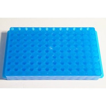 Estante De Plástico Para Tubos De Microcentrífuga (2,0 Ml 1,