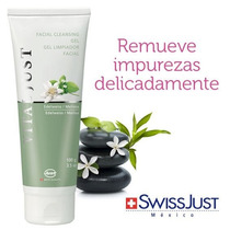 Swissjust Gel Limpiador Rostro 100ml Swiss Just