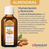 Swissjust Aceite De Almendras 50ml Swiss Just