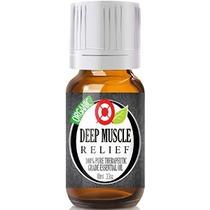 Deep Relief Muscular - 100% Puro De Grado Terapéutico Mejor