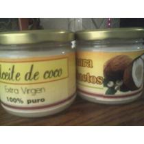 Aceite De Coco Extravirgen Piel Cabello Cocinar Etc