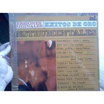 Exitos De Oro Instrumentales Dsco Lp