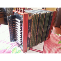Antiguo Hohner Accordion Acordeon