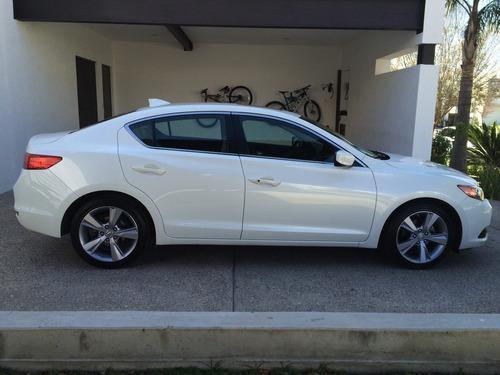 Acura Ilx 4p Tech 5v Piel Paq. Nav. 2013