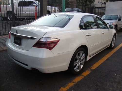 Acura Rl 2009 Blindado Nivel 3 Plus Impecable Remato!!