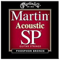 Martin Mspht10 Sp Cuerdas Guitarra Afinación Nashville Hm4