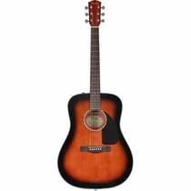 Guitarra Acustica Fender Cd-60 Sunburst