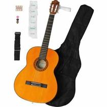 Paquete Guitarra Clásica Acústica - Envío Incluido