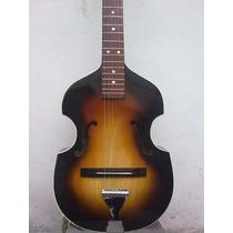 Guitarra Con Forma Bajo Paul Mccartney Beatles Vv4