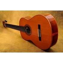 Guitarra Clásica Marcos Mendez Ramirez De Palo Escrito