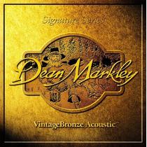 Dean Markley Vintagebronze 11-46 Cuerdas Guitar Electroacúst