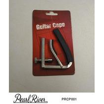 Capodastro Para Guitarra Pearl River Prcp001