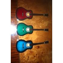 Hermosas Guitarras Acústicas