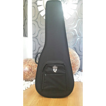 Estuche Fender - Guild Semirrígido Para Guitarra Acustica