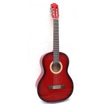 Guitarra Acústica Clásica De Nylon Dakota Con Funda Incluida