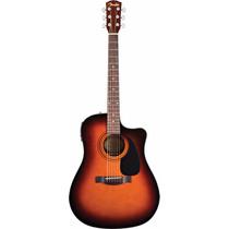 Fender Cd-60ce Guitarra Electrica Acustica
