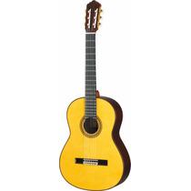 Guitarra Yamaha Clásica De Concierto Tapa De Abeto C/estuche