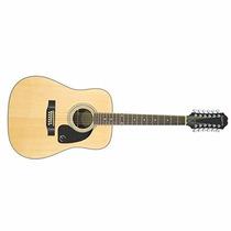 Guitarra Acustica Epiphone Dr-212 12 Cuerdas Blakhelmet Sp