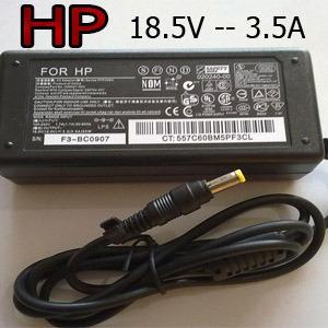 Adaptador Cargador Laptop Hp Compaq 18.5v 3.5a 65w Nuevo