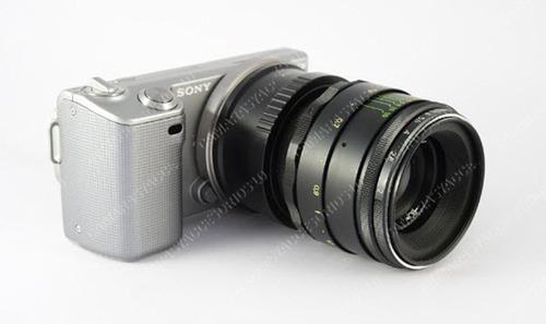 Adaptador Montura M42 A Sony Nex Nex-3 Nex-5 Nex-7